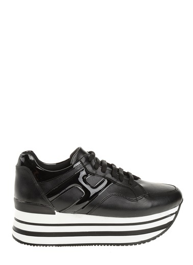 Derigo Platform Ayakkabı Siyah